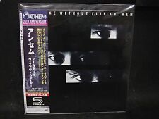 ANTHEM No Smoke Without Fire JAPAN SHM MINI LP CD Loudness Animetal Dead Claw