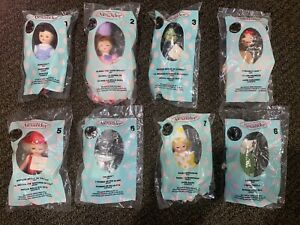 McDonald's Happy Meal Toy Madame Alexander The Wizard of Oz Dolls (8) 2008*NEW*