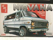 Model kit 1973  NIRVANA van AMT  T394