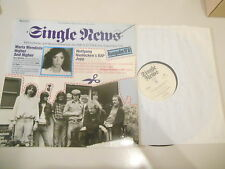 LP va single News 9' 81 (12 chanson) promo EMI Bap zone grise rheingold Mendiola
