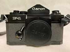 Canon F-1 Body  guter zustand..