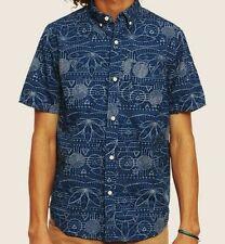 THE HUNDREDS Men's ALAMEDA S/S Button Shirt - IND - XL - NWT