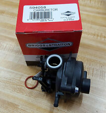 Briggs & Stratton Carburetor 594058 OEM Carb