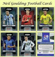 Panini PRIZM World Cup 2018 ☆☆☆ Football Base Cards ☆☆☆ #1 to #100