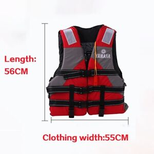 HOT SELL Outdoor rafting Yamaha life jacket vest for all swimming snorkeling