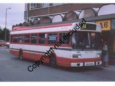 BUS PHOTO: RED & WHITE LEYLAND NATIONAL 420 NWO454R