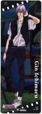 Bleach Anime Gin Ichimaru Bookmark metallic #13th