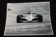 Photo Fly Saudia Williams Ford FW06 1980 #27 Alan Jones (AUS) type 17