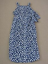 Kate Spade Saturday - Side Tie Dress - Size US 6 - BNWT - NEW - Cotton