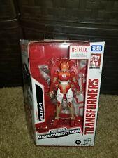 Transformers SIEGE WFC Earthrise Walmart Exclusive Elita-1 NIB Netflix