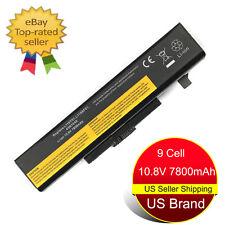New Battery for Lenovo IdeaPad Z480 Z380 Y480 Y580 G580 G480 G585 Z580 L11S6Y01