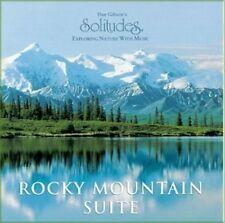 Dan Gibson's Solitudes Rocky mountain suite (1993) [CD]