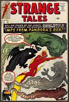 Strange Tales #109 1st Appearance of Circe GD