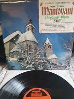 Mantovani Mantovani Christmas Album UK vinyl LP album record CN2040 CONTOUR Ex
