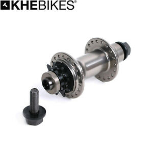 KHEbikes KHE BMX Crank Bolts and Washers 12 mm for 48T Teeth Crank Pair 48 g