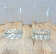 LIbbey Hobnob Beverage Glass 10.5 oz MCM Set of Two Mid-Century Modern Barware