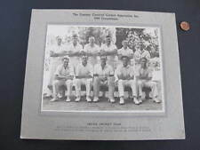 SA Urania Country Carnival Cricket Association 1948