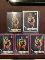 2019-20 Donruss Optic Rated Rookie Nicolo Melli RC New Orleans Pelicans X5