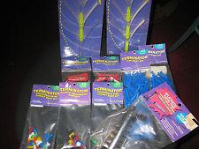 TerminatorBlow gun accessories/dart gun/target dart kit/paint ball