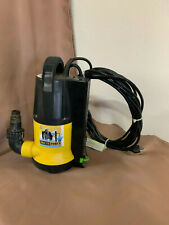 Brute Force 450 GPH Automatic In-ground  Pool Winter Cover Pump