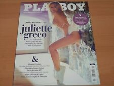 PLAYBOY Juliette Greco Ausgabe 05/2017 NEUWERTIG!