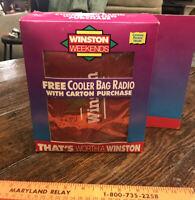 Winston Weekend Cooler Bag Radio