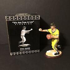 Pittsburgh Pirates Omar Moreno We Are Fam-A-Lee Figurine SGA 2004 Family w//Box