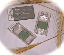 X3 AVEDA Petal Essence Single Eye Color Shadow Lite Green RV$45 #996 SEAFOAM 3pk