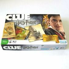 2008 Harry Potter Clue Game Complete Discover the Secrets of Hogwarts