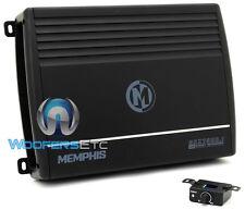 MEMPHIS SRX750D.1 AMP MONOBLOCK 1500W MAX SUBWOOFERS SPEAKERS BASS AMPLIFIER NEW