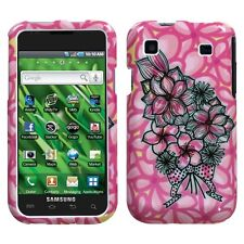 Bouquet Hard Case Cover Samsung Galaxy S 4G T959V