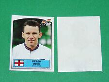 PANINI FOOTBALL EURO UEFA 88 1988 N°170 PETER REID ENGLAND ANGLETERRE