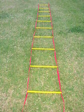 ROUND rung AGILITY Speed LADDER - 4 metres - Soccer Sport Training Rugby League