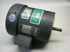Lesson 3 Phase Electric Motor For Greymills Pump, Greymill C6T34FC1D 3/4HP