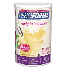 PESOFORMA VANIGLIA SMOOTHIE 436 GR