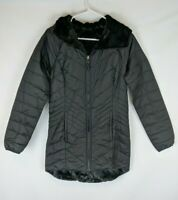 The North Face Mossbud Insulated Reversible Parka, Black, Women's XS