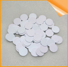 100Pcs LOT RFID IC Key Card Tags Keyfobs Token NFC TAG Keychain 125KHZ TK4100