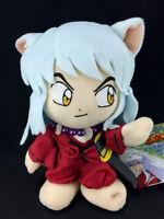 Inuyasha Deformed Plush Doll official Banpresto 2002