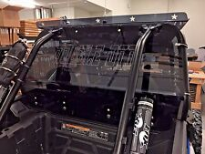"RZR Rear Window Tinted Turbo 1/4"" Polycarbonate Full  2016-2018"
