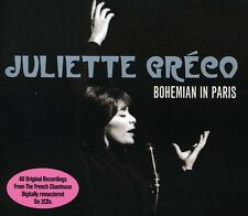 Juliette Gr co, Juliette Gréco, Juliette Greco - Bohemian in Paris [New CD] UK -