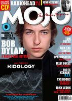 Mojo Music Magazine December 2020 BOB DYLAN + Free CD Inside