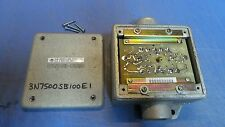 1 – GENERAL ELECTRIC 3N7500SB100E1 RQAUS1 transformer linear inductosyn balance.