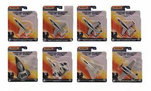 Mattel Matchbox Skybusters - Haut Pistolet Spielzeugflugzeuge Avion de Chasse
