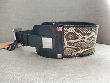 Karen Millen Wide Belt Size 1 New