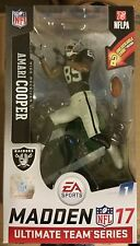 AMARI COOPER McFarlane EA Sports Madden NFL 17 Raiders Fast Shipping