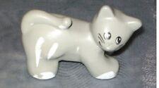 Lego Duplo Bauernhof Tiere graue  Katze Mietze Kätzchen für Zoo 4665 5416 9227