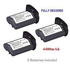 Kastar LP-E4 Battery for Canon EOS-1D C,1D Mark III,1Ds Mark III, EOS-1D Mark IV