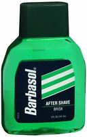 Barbasol After Shave Brisk 5 oz (Pack of 2)