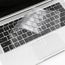 """For Apple MacBook Air 13.3"""" 2020 Clear Silicone Keyboard Protector Cover Skin"""