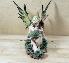 Gsc Nude Fairy Dragon Figurine 91821 Fantasy Mythical Magic Beautiful Seductive